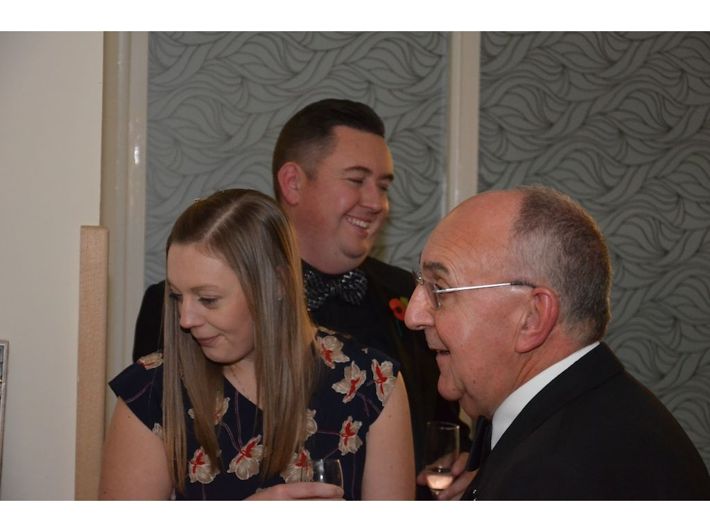 Charity Remembrance Ball Raises £6600 - DSC 0033(5)