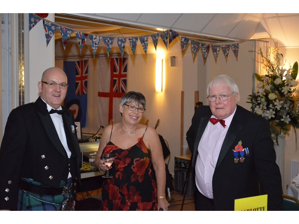 Charity Remembrance Ball Raises £6600 - DSC 0035(3)
