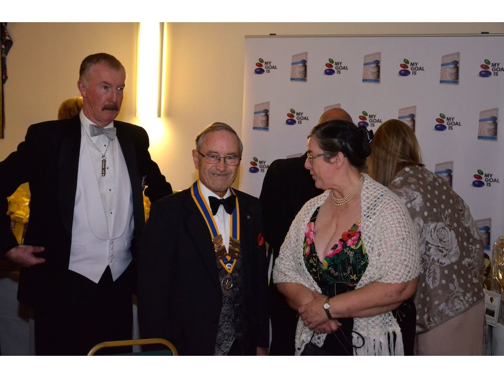 Charity Remembrance Ball Raises £6600 - DSC 0039(2)