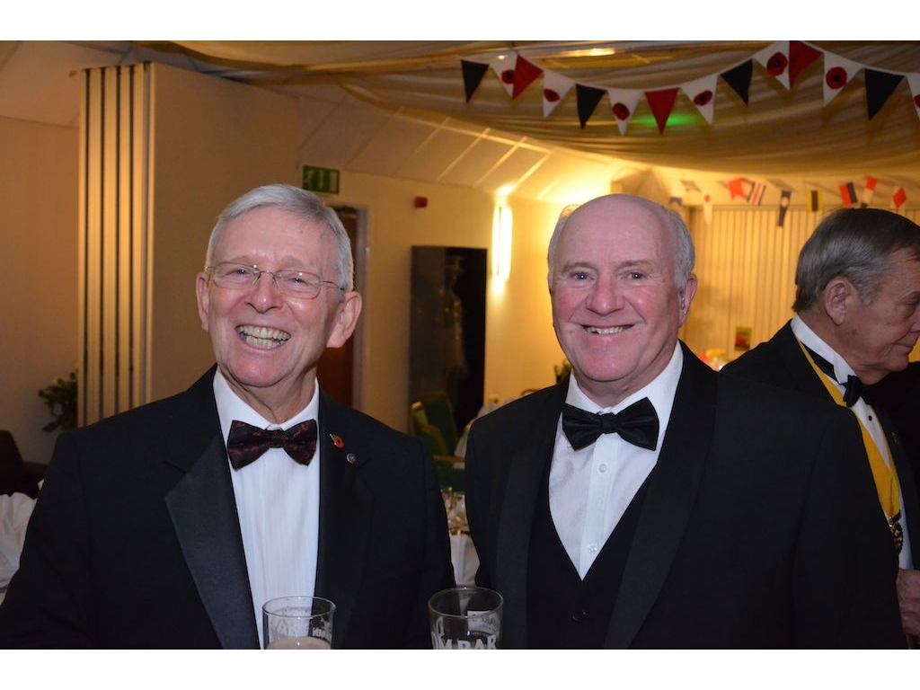 Charity Remembrance Ball Raises £6600 - DSC 0042(3)