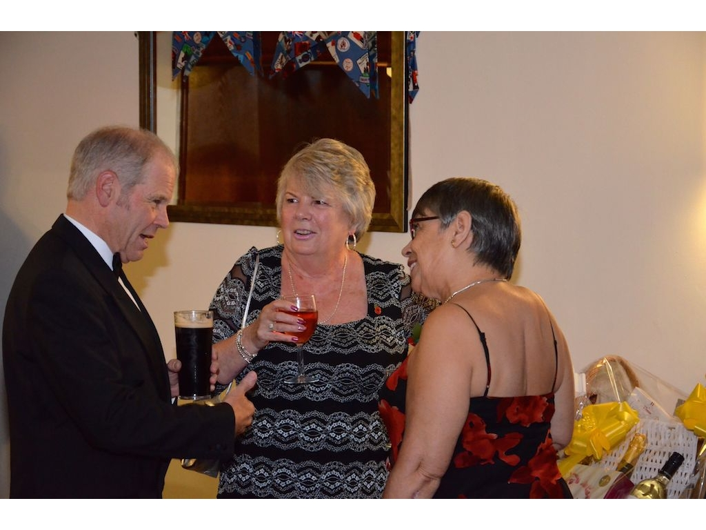 Charity Remembrance Ball Raises £6600 - DSC 0047(3)