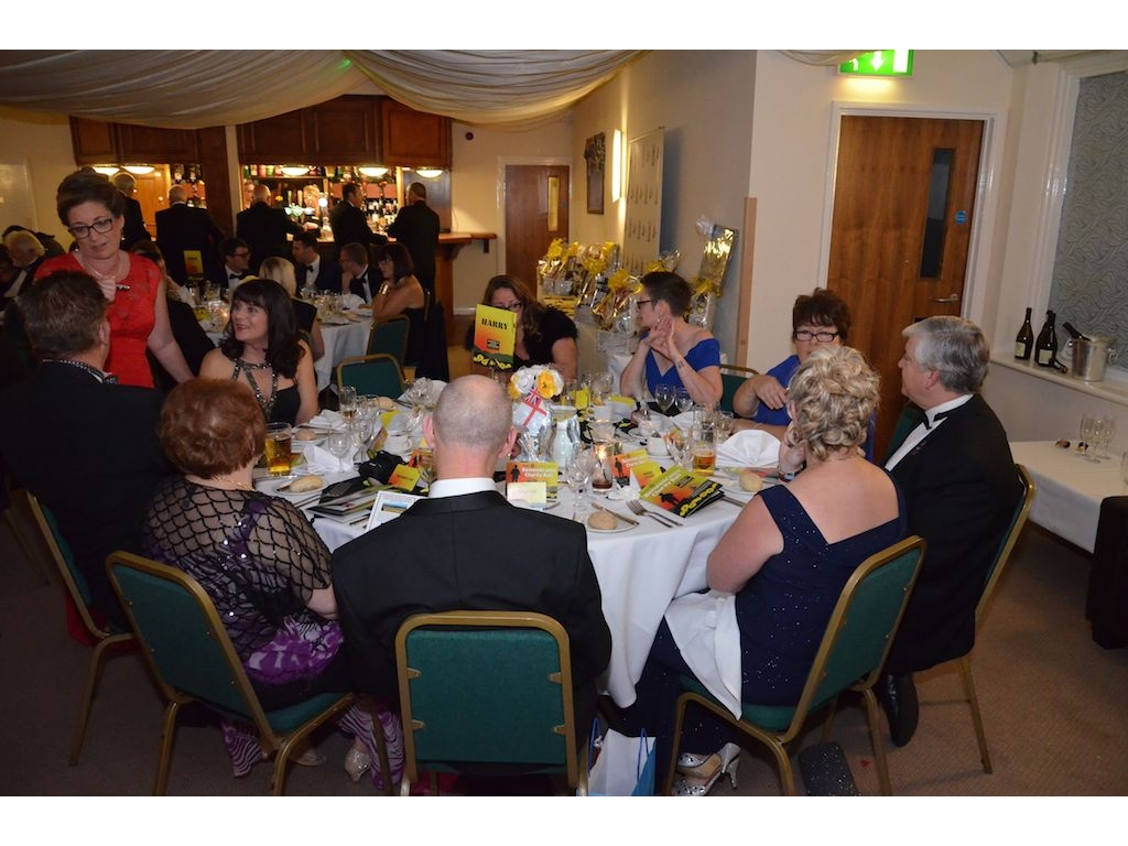 Charity Remembrance Ball Raises £6600 - DSC 0052