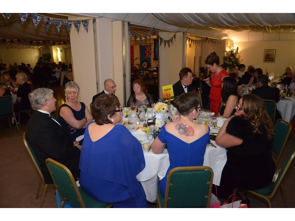Charity Remembrance Ball Raises £6600 - DSC 0053(2)