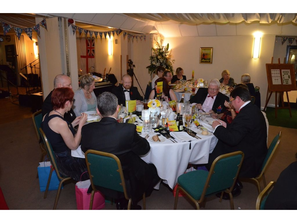 Charity Remembrance Ball Raises £6600 - DSC 0056(4)