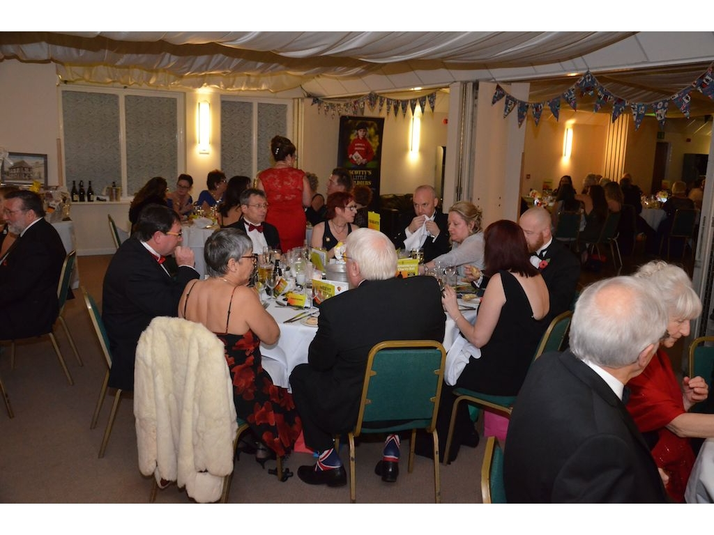 Charity Remembrance Ball Raises £6600 - DSC 0061(2)