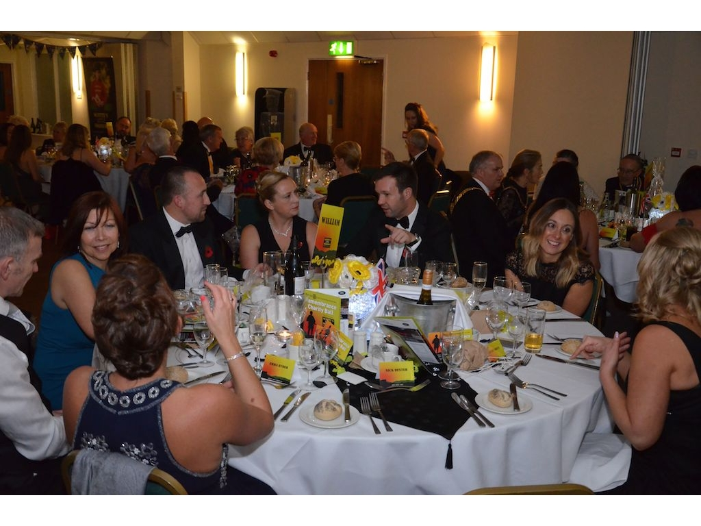Charity Remembrance Ball Raises £6600 - DSC 0066(3)