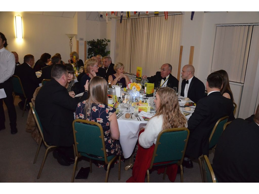 Charity Remembrance Ball Raises £6600 - DSC 0067(2)