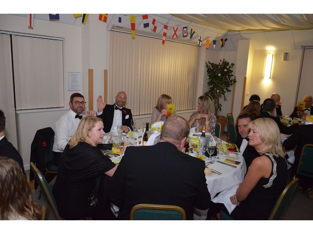 Charity Remembrance Ball Raises £6600 - DSC 0068(4)