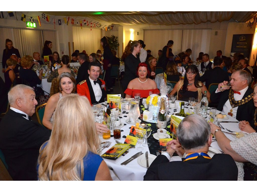 Charity Remembrance Ball Raises £6600 - DSC 0072(4)