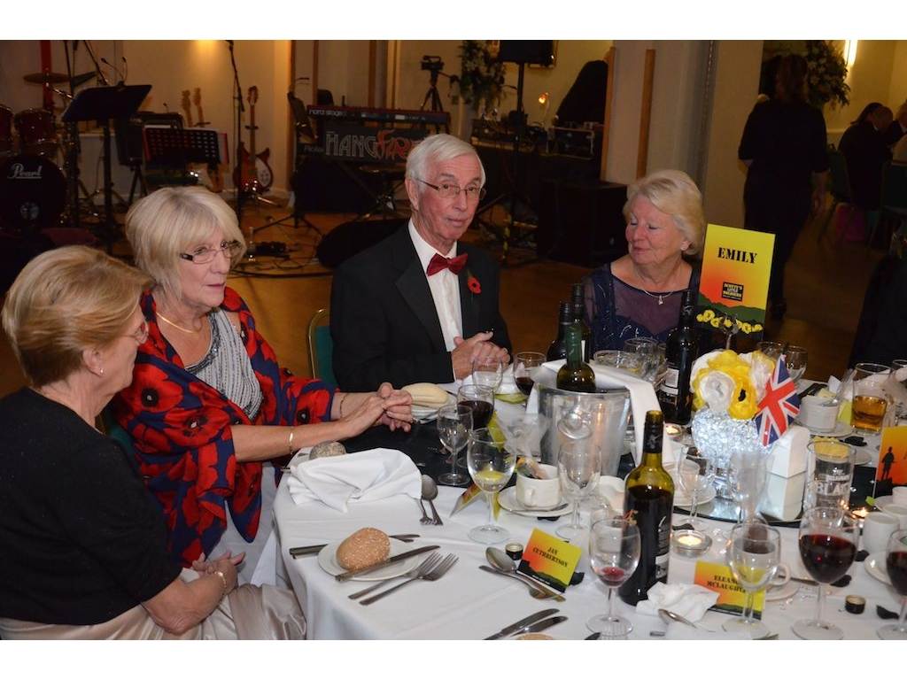 Charity Remembrance Ball Raises £6600 - DSC 0073(5)