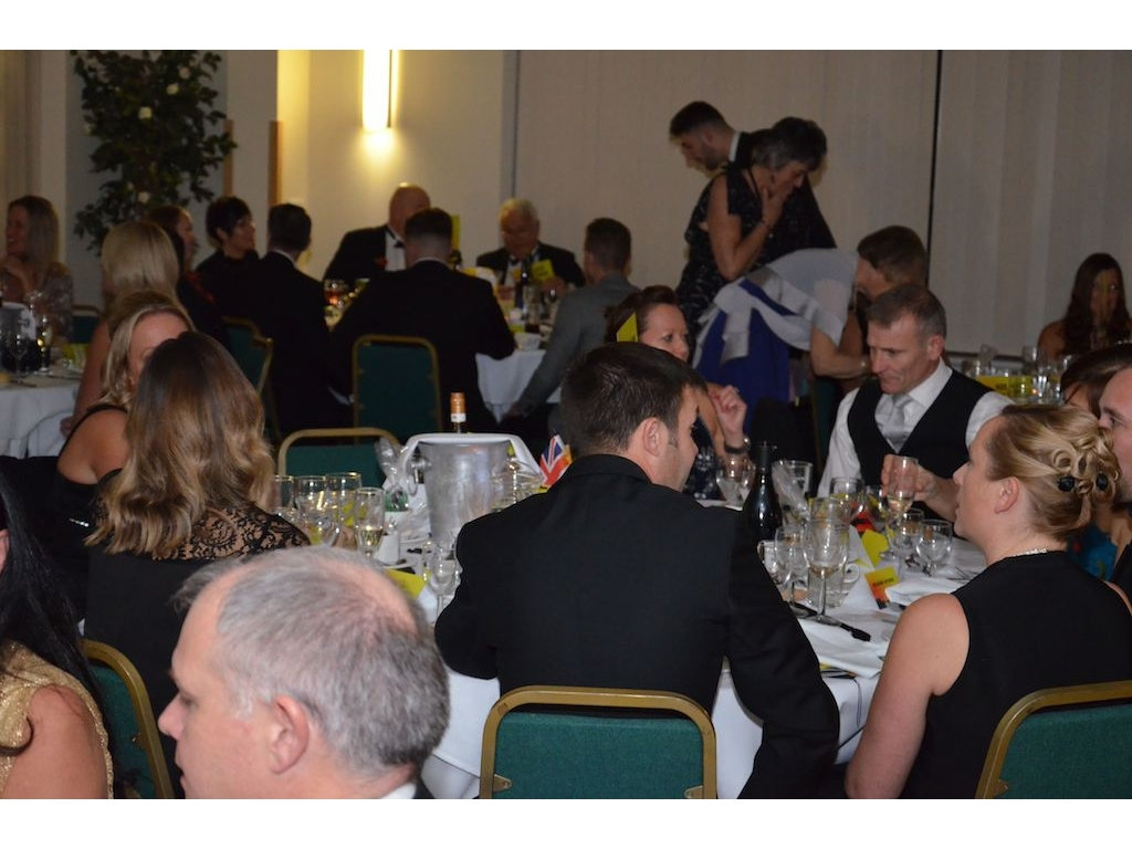 Charity Remembrance Ball Raises £6600 - DSC 0075(5)