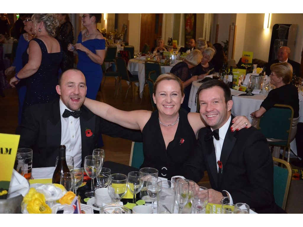 Charity Remembrance Ball Raises £6600 - DSC 0079(3)