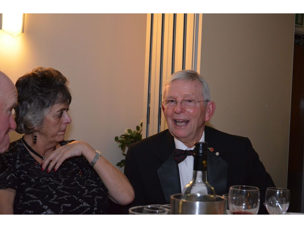 Charity Remembrance Ball Raises £6600 - DSC 0085(2)