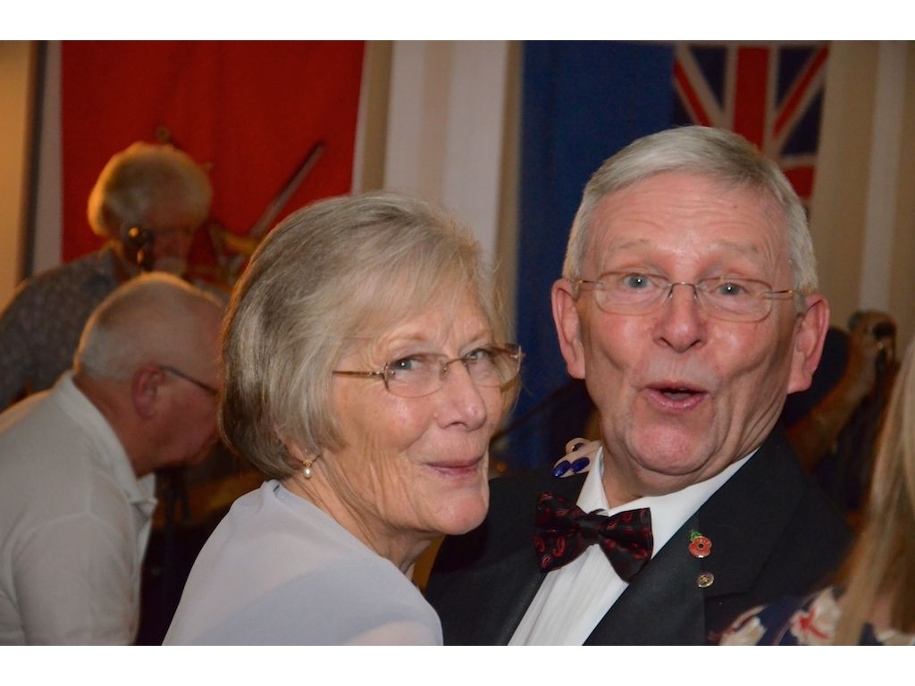 Charity Remembrance Ball Raises £6600 - DSC 0089(1)