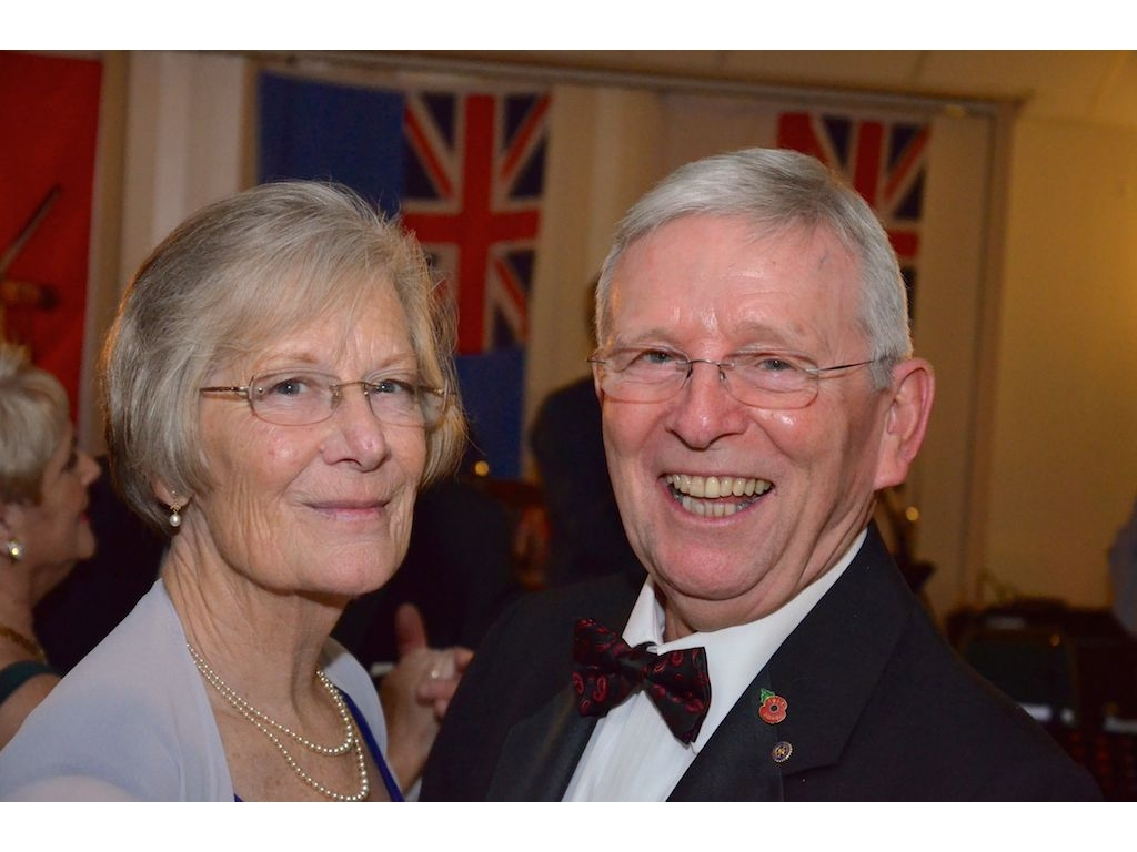 Charity Remembrance Ball Raises £6600 - DSC 0091(1)