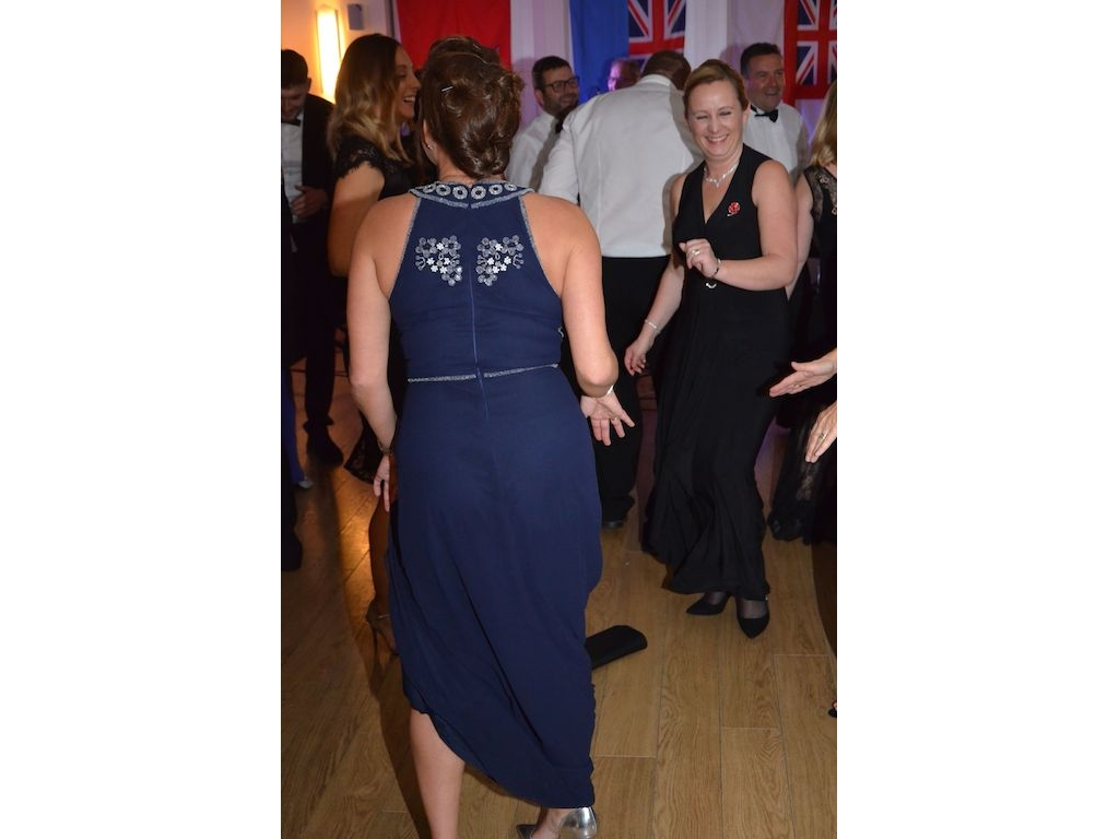 Charity Remembrance Ball Raises £6600 - DSC 0094(3)