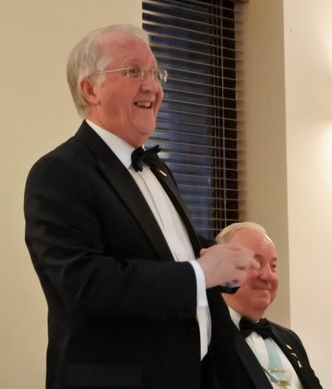 87th Charter Anniversary 2017 - NORMAN PRINCE P H F