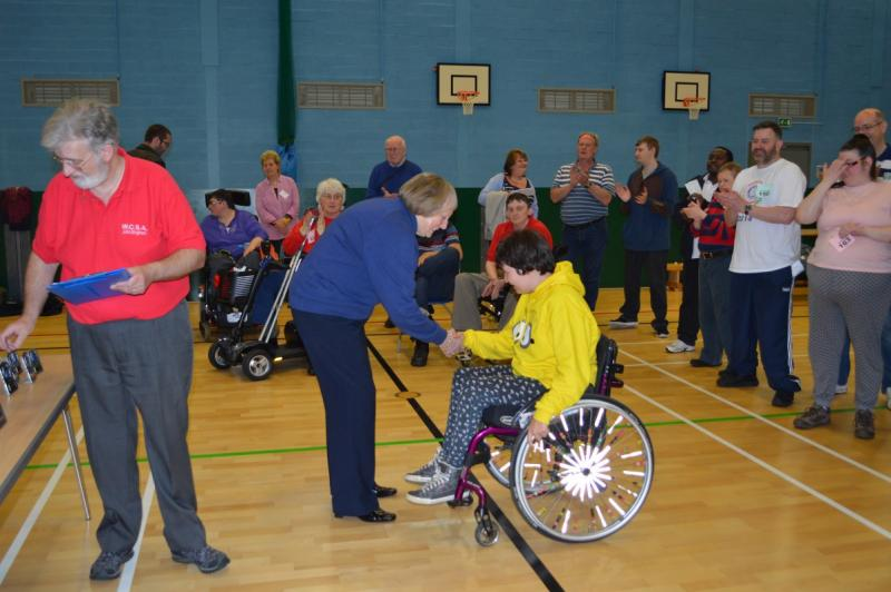 Sports for the Disabled -