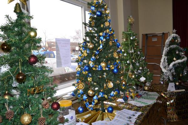 Annual Christmas Tree Festival on 1st December 2013 -