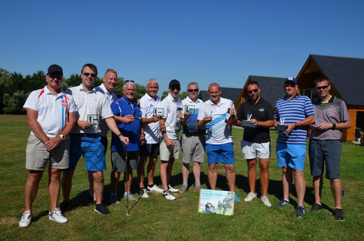 Annual Charity Golf Day - 15 July -