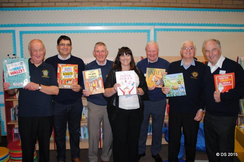 Support for Crossford Primary School - DSC 0678