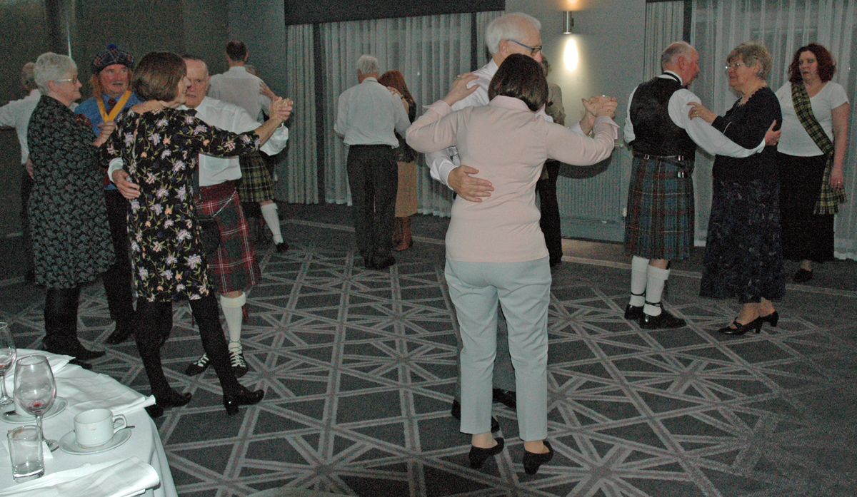 Burns' Night Celebration -