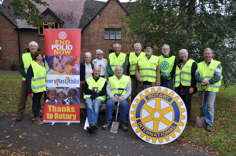 The Rotary International Polio Plus+ Campaign  - DSC 3229(1)