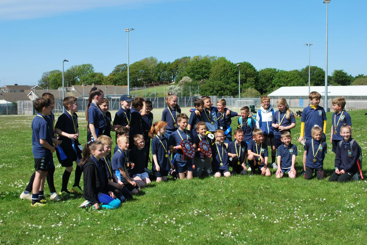 Second Annual Schools Rugby Tournament (May 2019) -