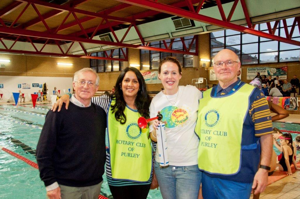 Purley Swimathon 2017 - Pictures - Now we do NEED some Organisers of course .. and here they are in fine fettle.