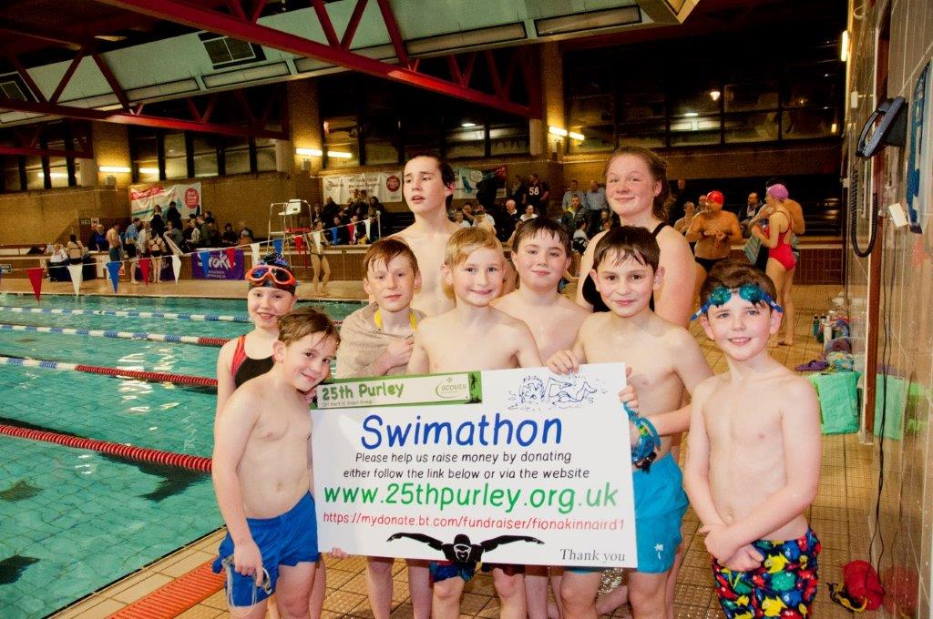 Purley Swimathon 2017 - Pictures - More Good Plaque - or is that the same one we saw earlier on?