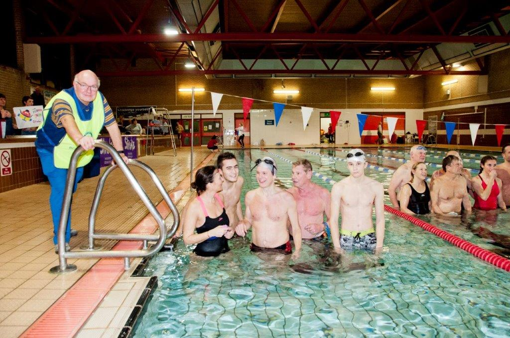Purley Swimathon 2017 - Pictures - Did someone say photo call?