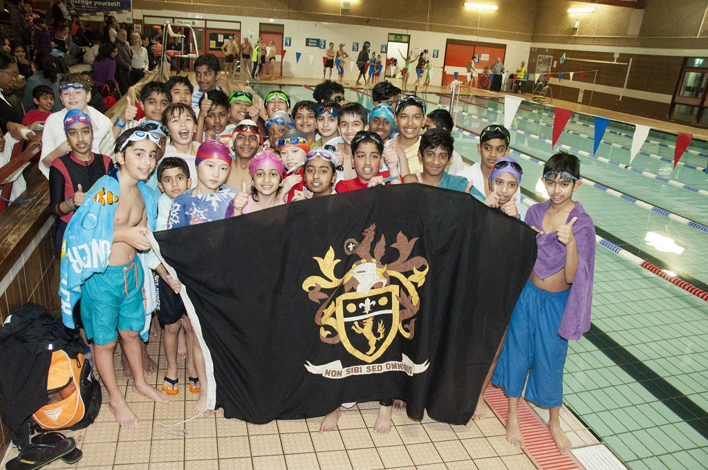 Purley Swimathon 2017 - Pictures - We entered more than one team!