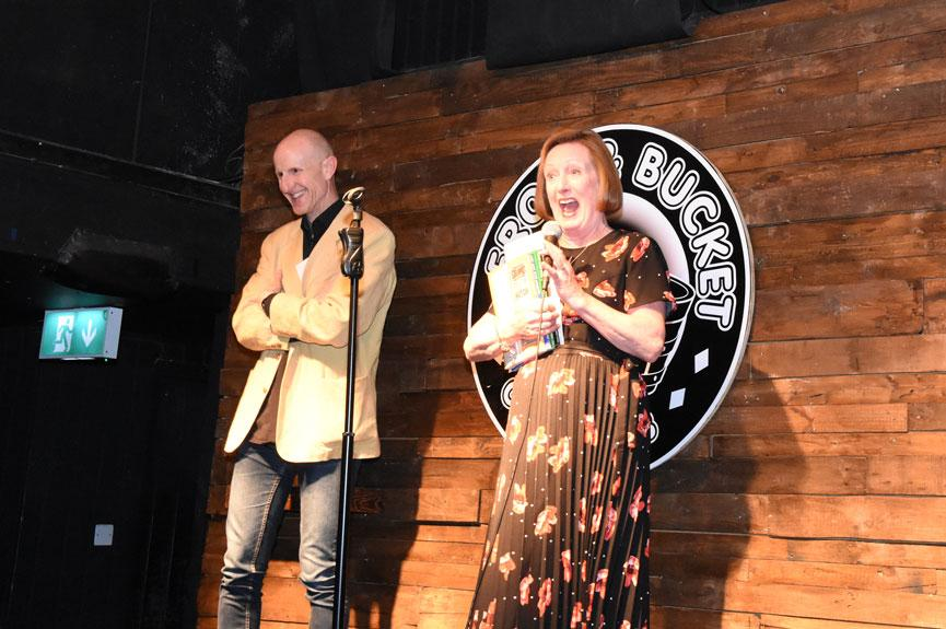 Comedy Showcase incorporating Mike Craig Award -
