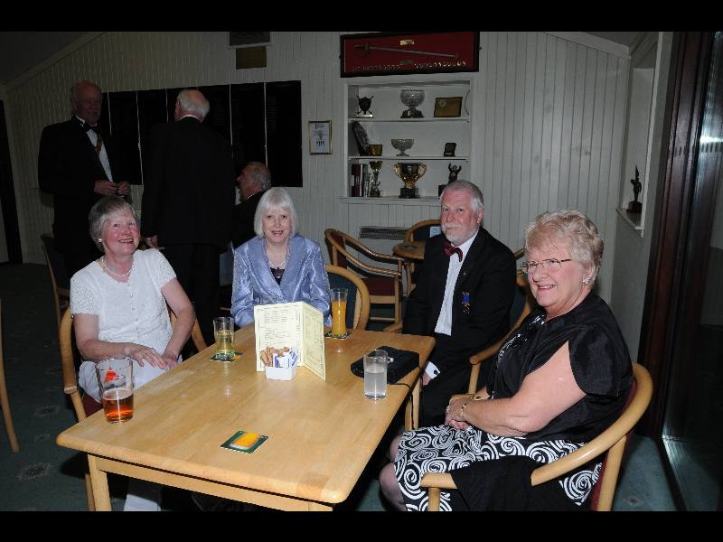 Holsworthy Rotary Club 40th Birthday Dinner - DSC 6634