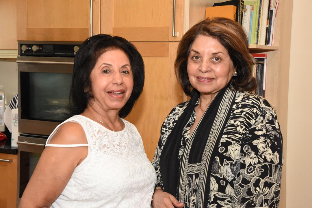 Coffee afternoon at Indra & Hemu  Gupta's house -proceeds to Rotary charity -