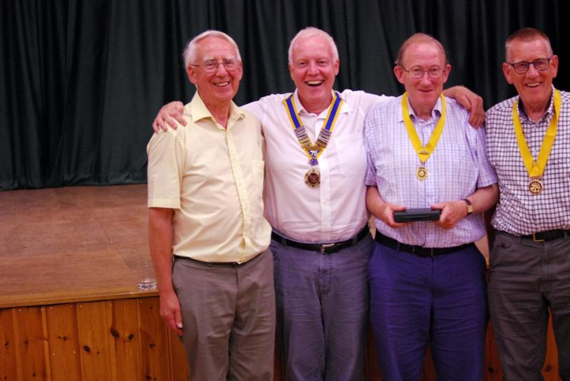 Presidents Farwell and Handover 30June 2015 - DSC 7486