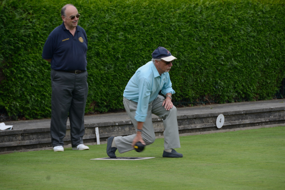 TEAM BASINGSTOKE DEANE THROUGH TO BOWLS FINAL - DSC 8382
