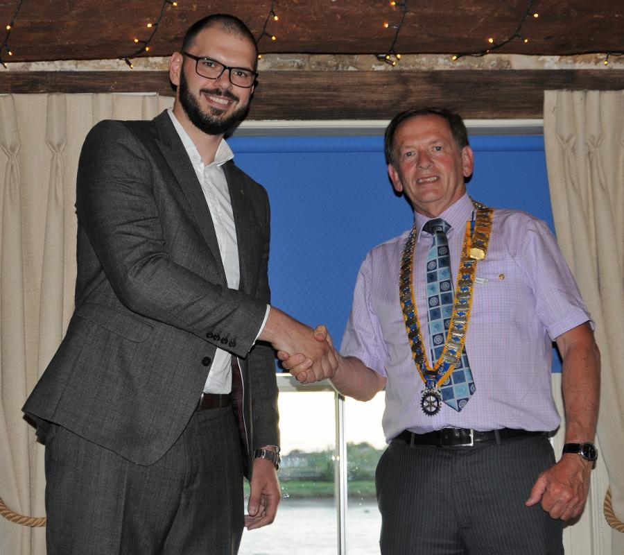 Handover Night June 2018 -