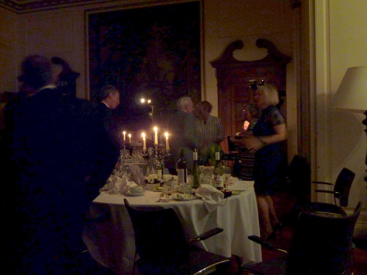 Apr 2019 Club 53rd Charter Night Dinner at Madingley Hall - .