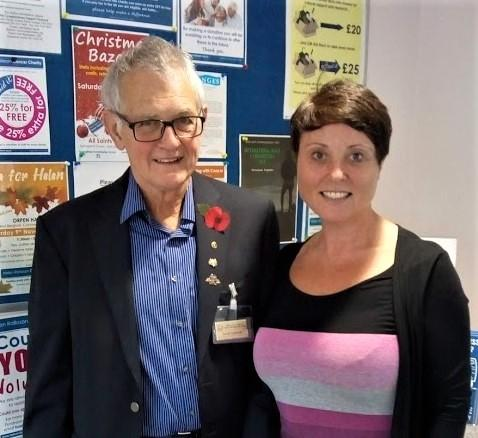 Rotary Roundup on Chelmsford Community Radio 104.4 FM - CEO Helen Rollason Cancer Charity