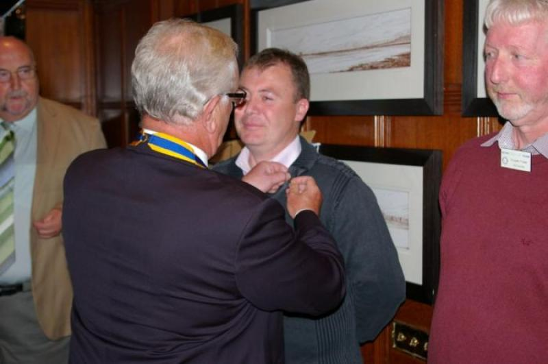 Who can be a member of Rotary? New members. - 06-09-2011