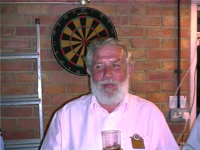 40th Anniversary of Rotary Club of Fleet - July 2001 - David Steers