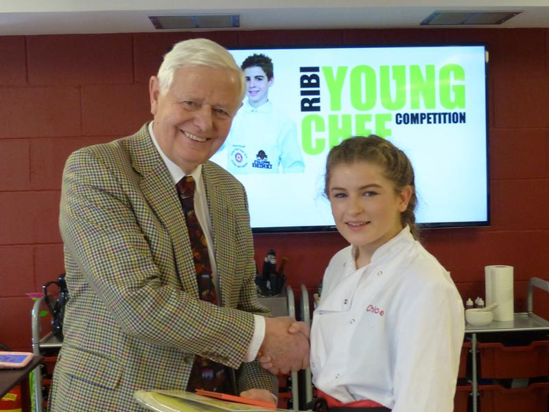 Young Chef 2016 - David-and-Chloe-800x600