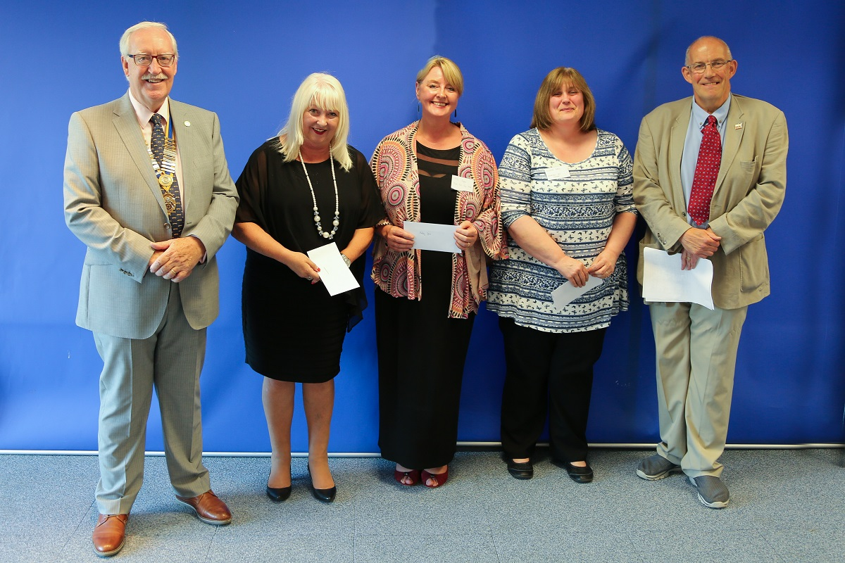 Community Grants Presentation Evening July 2017 - Day Centres