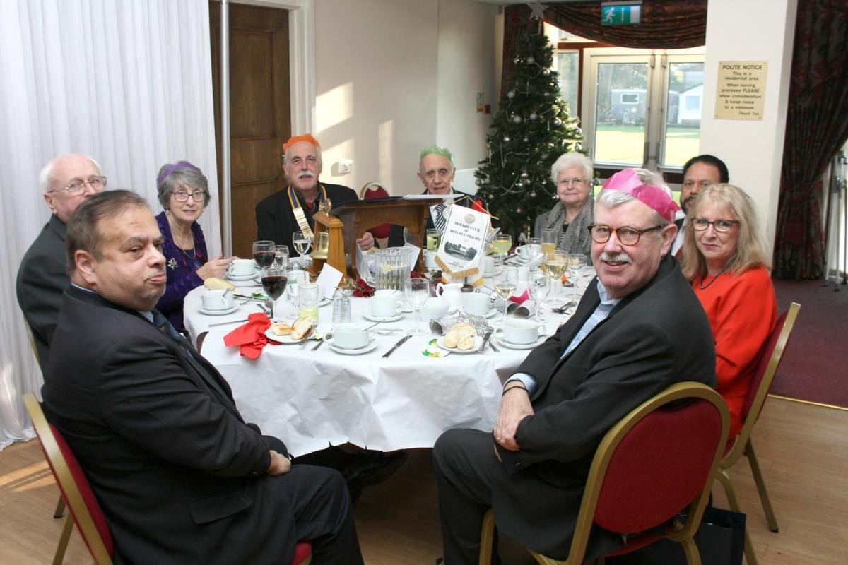 Christmas Lunch 2016 - Dec0025