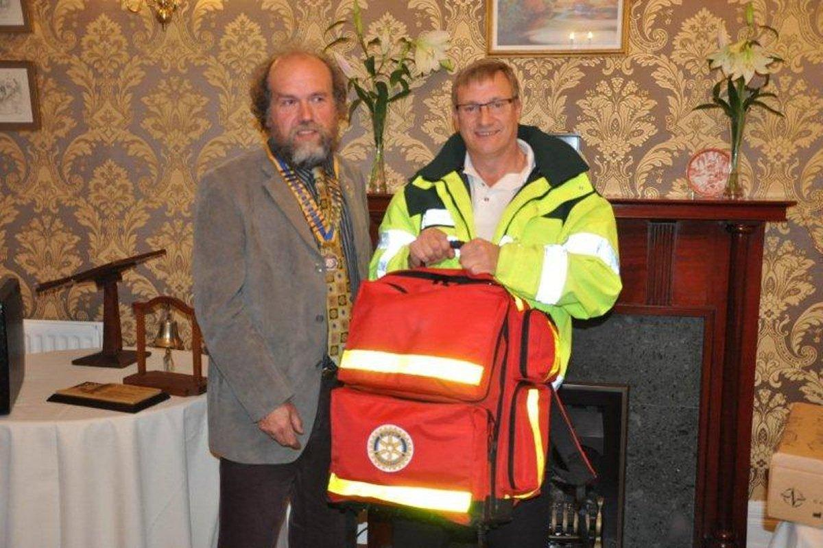 About Us - Defibrillator for Millom First Responders