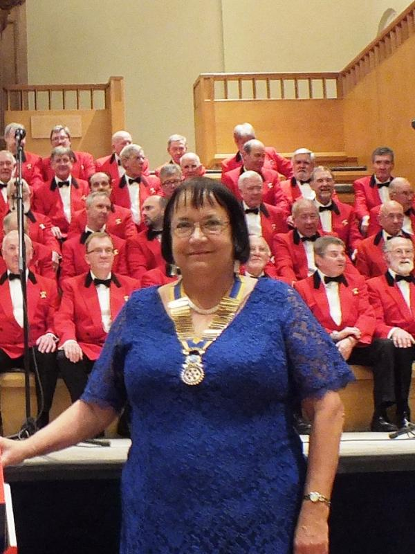 Organisation of Cookham Bridge Rotary Club - Hosting one of the LWMVC Concerts at Eton