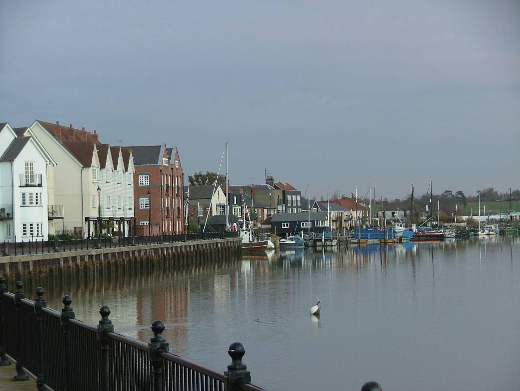 Around our District - December at Wivenhoe