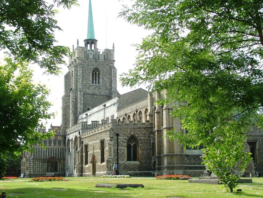 Around our District - Chelmsford Cathedral