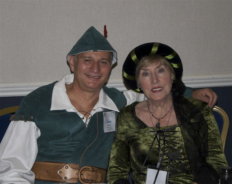 District Conference Hinkley - 1080 meets 1240 ie Steve and Diana